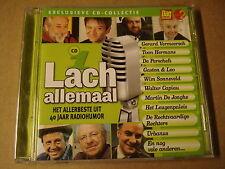 CD DAG ALLEMAAL / LACH ALLEMAAL - HET ALLERBESTE UIT 40 JAAR RADIOHUMOR 1