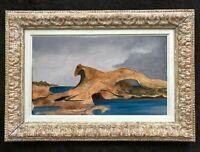 LILY MASSON (1920-2019) Fille du peintre André MASSON // Oeuvre Surréaliste (18)