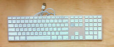 Apple wired keyboard with numeric keypad A1243