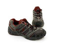 Sneaker New Balance Off  Road N-Lock Wandern Kunstleder Textil grau Gr. 40,5