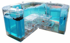 US STOCK Ant Farm Gel Maze 3D Educational Nursery Live Feeding AntNovelty System