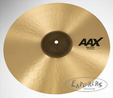 "Sabian AAX 17"" Thin Crash Cymbal - 21706XC"