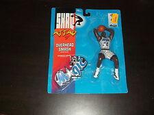 1993 Shaq Attaq Overhead Smash Shaquille O'Neal Basketball Figure Sealed Magic
