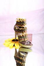 Gibellieri 2820 Multi-Colors Platform Fun Sandals 36 / US 6