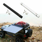 Simulation Rooftop Tent Luggage Net Side Tent for 1/10 RC SCX10 D90 Crawler Car