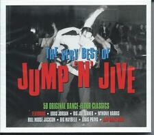 Jump 'N' Jive - Very Best Of - 50 Original Dance Floor Classics 2CD NEW/SEALED