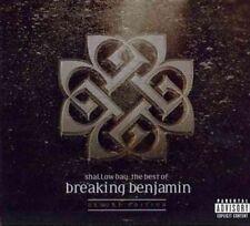 Breaking Benjamin Shallow Bay Best of 2 CD Album Hollywood Rec
