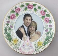 DIANA PRINCESS OF WALES PLATE COMMEMORATION BIRTH OF H.R.H. PRINCE WILLIAM (125)