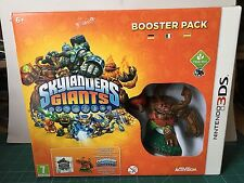 JUEGO NINTENDO 3DS SKYLANDERS GIANTS BOOSTER PACK EN CASTELLANO