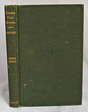 Elementary Fluid Mechanics John K. Vennard HC 1951 2nd edition