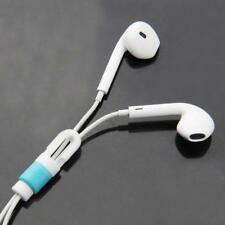 3PCS  Cell Phone Cable Cover Saver Cord Protector Headphone for Apple IPhone