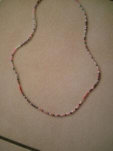 Kette für Mädchen Kinder Perlenketten Miniperlen