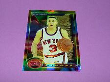 JOHN STARKS NEW YORK KNICKS FINEST TOPPS 1994 NBA BASKETBALL CARD
