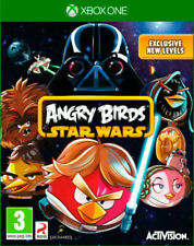 Angry Birds Star Wars - Microsoft Xbox One Video Game *SUPER FAST POST*