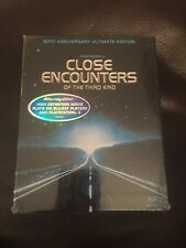 Close Encounters of the Third Kind (Blu-ray Disc, 2007, 2-Disc Set) Brand New