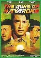 The Guns of Navarone (1961) -  David Niven, Gregory Peck, Anthony Quinn- NEW DVD