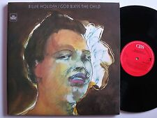 BILLIE HOLIDAY GOD BLESS THE CHILD CBS VOCAL JAZZ 2 LP MINT-