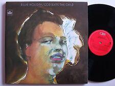 BILLIE HOLIDAY GOD BLESS THE CHILD CBS VOCAL JAZZ 2 LP MINT-