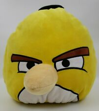 "Angry Birds Yellow Plush Chuck Bird 13"" Inch - No Tag"