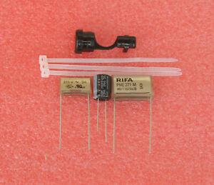 ACORN BBC MICRO MODEL B B+ & MASTER 128 HIGH QUALITY POWER SUPPLY CAPACITOR KIT