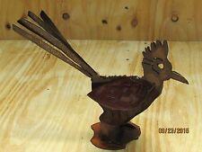 Metal Roadrunner Yard Art Small Size Wild Birds Handmade Home Decor