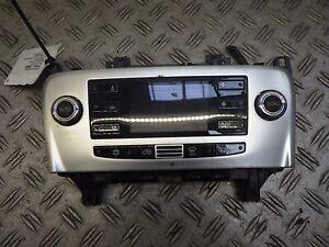 544481 Bedienelement für Klimaanlage 735487107 Lancia Delta III (844) 1.6 D Mul