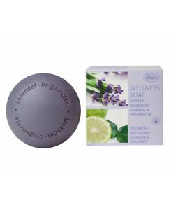 Speick Naturkosmetik Dusch+ Badeseife Lavendel & Bergamotte