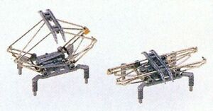 Kato 11-419 DC/AC Pantograph Type PS16 (N scale)