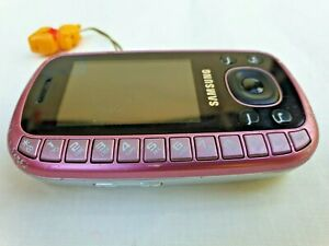 Vintage  Samsung Gt B3310 - Pink - Untested  - Comes With The Battery