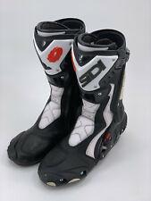 SIDI Motorradstiefel Gr. 44 Motorradschuhe Racing Sport Touring Boots