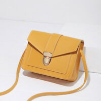 Women Handbag PU Shoulder Messenger Bag Girls Satchel Tote Purse Bags!