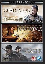 Gladiator/Immortals/The Eagle [DVD]