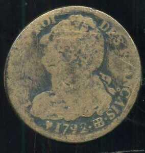 LOUIS XVI  2 sols 1792 BB