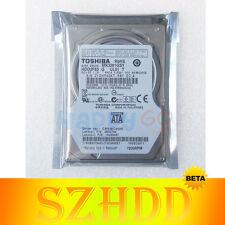 """Brand New 2.5"""" TOSHIBA 320 GB 16 MB SATA 7200 RPM MK3261GSY Interna Hard Drive"""
