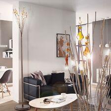 Style Campagnard Support De Lampe Cristal Plafonniers Brun antique Couloir