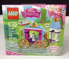 LEGO 41141 Disney Princess Palace Pets Pumpkin's Royal Carriage 79 Pc Cinderella