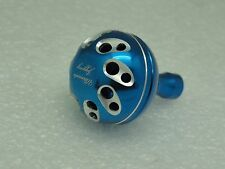 Ultimate Jigging 30mm KNOB FOR Daiwa Certate Exist Shimano Stella REEL Blue/Sv