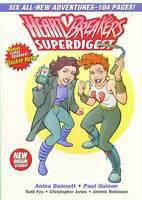 HEARTBREAKERS Superdigest Vol 1 & 2 by Anina Bennett & Paul Guinan TPB OOP
