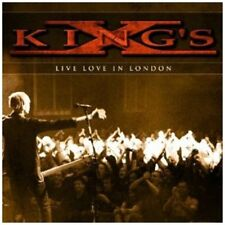 King's X - Live Love in London 2CD NEU OVP