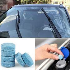 10Stk Multifunktional Schäumend Sprühen Reiniger Reinigung Tablette für Autoglas