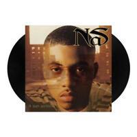 Nas - It Was Written 2x LP Gatefold Columbia New Sealed Mint Vinyl Record