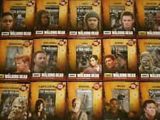 THE WALKING DEAD Walkers, Zombies, Cult TV, amc's Eaglemoss Figurines Collection