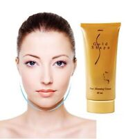 GOLD SHAPE Skin firming cream removes excess fat around the cheeks,chin and neck