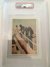 1975 Figurine Panini Pop Stars #45 Led Zeppelin Psa 5 (Rock Music)