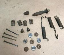 "1961 & Other Thunderbird Lh 11"" Front Brake Shoe Parts Springs Bracket Adjuster"