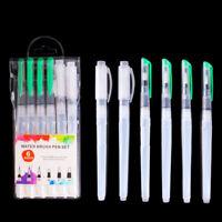 3pcs Fan Shaped Oil Paint Brush Artist Brushes for Oil Painting HB-S15