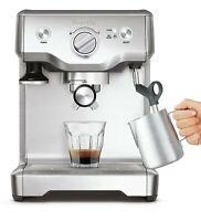 Breville ® Duo-Temp™ Pro Espresso Machine Stainless Steel BES810BSS