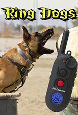 "Pro Educator PE-900 ""The Professional Remote Dog Training Collar"""