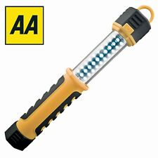 4024 - Extendable LED Work Lantern & Torch AA Car Essentials 3 IN 1 LED Light