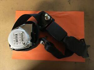 2011 Fiat 500  3 Door Seat Belt Rear Reel LH 07354925770 with buckle